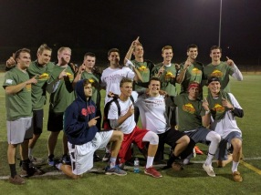 Intramural Football Championship