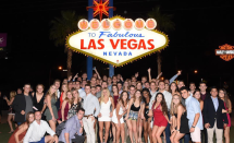 Annual Phi Psi Formal in Las Vegas